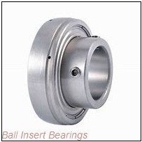 55,5625 mm x 100 mm x 55,56 mm  Timken 1203KLL Ball Insert Bearings