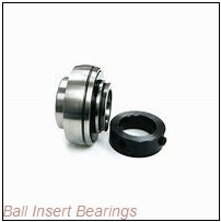 25 mm x 52 mm x 28,2 mm  Timken GYAE25RRB Ball Insert Bearings