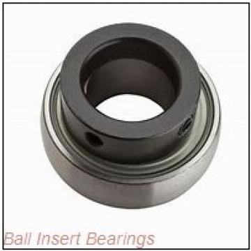 31.75 mm x 62 mm x 38,1 mm  Timken GY1103KRRB3 Ball Insert Bearings