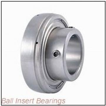 12,7 mm x 40 mm x 23,8 mm  Timken GYA008RRB Ball Insert Bearings