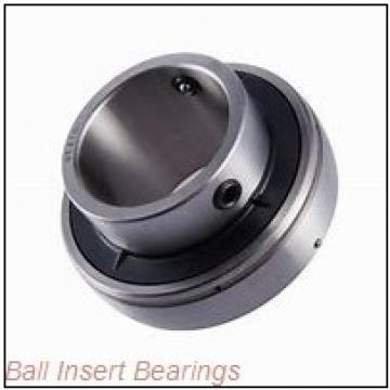 36,5125 mm x 72 mm x 37,7 mm  Timken G1107KPPB2 Ball Insert Bearings