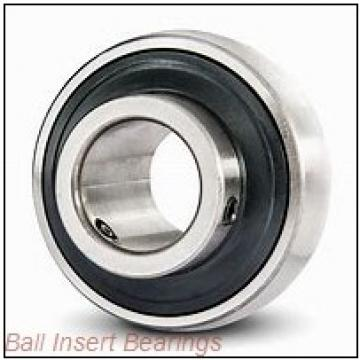36,5125 mm x 80 mm x 38,1 mm  Timken GN107KRRB Ball Insert Bearings