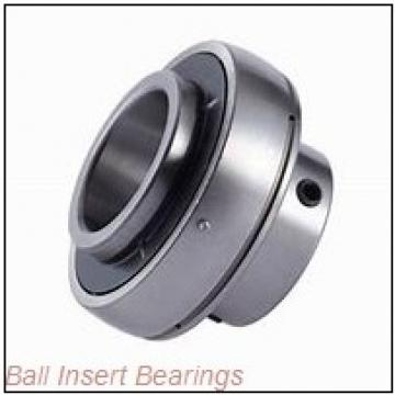 34,925 mm x 72 mm x 36,5 mm  Timken GYA106RRB Ball Insert Bearings