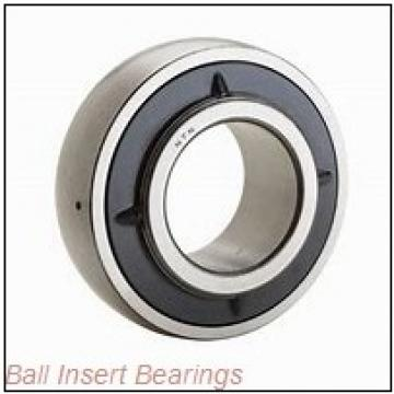 34,925 mm x 72 mm x 37,7 mm  Timken 1106KRR Ball Insert Bearings