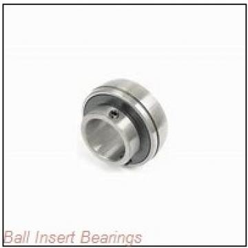30 mm x 62 mm x 23,82 mm  Timken RAE30RR Ball Insert Bearings