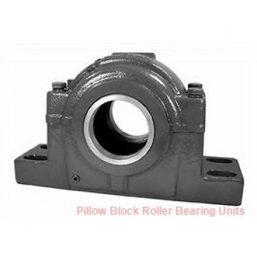 6.0000 in x 19-3/8 to 21-5/8 in x 8-1/8 in  Rexnord ZAF5600F Pillow Block Roller Bearing Units