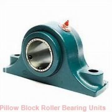 2.438 Inch | 61.925 Millimeter x 4.375 Inch | 111.13 Millimeter x 3 Inch | 76.2 Millimeter  Rexnord MPS5207F Pillow Block Roller Bearing Units