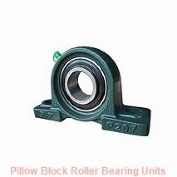 3.0000 in x 7-13/16 to 9-3/4 in x 4-7/8 in  Rexnord ZEP8300 Pillow Block Roller Bearing Units