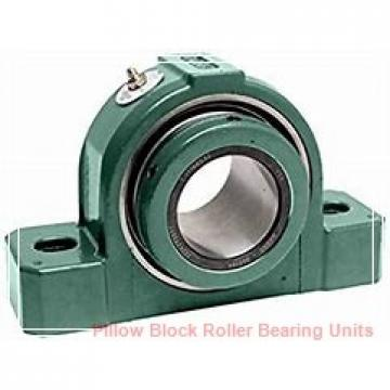 3.4375 in x 11-5/8 to 13-1/8 in x 5-5/16 in  Rexnord ZAFS5307 Pillow Block Roller Bearing Units