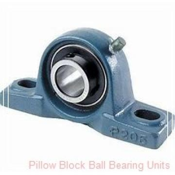 0.5000 in x 3-1/4 to 4.06 in x 1.13 in  Dodge P2BSXV008 Pillow Block Ball Bearing Units