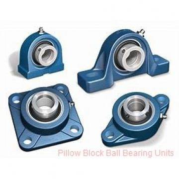 0.7500 in x 3.38 to 4.19 in x 1.22 in  Dodge P2BSXV012 Pillow Block Ball Bearing Units