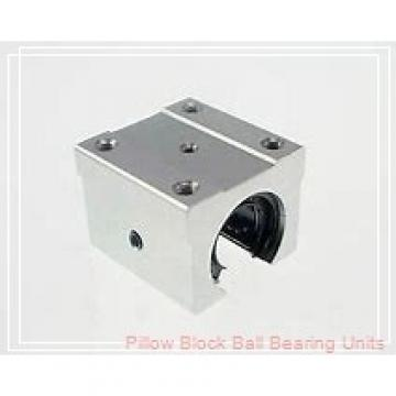 1.0000 in x 3.69 to 4-1/2 in x 1.34 in  Dodge P2BVSCB100NL Pillow Block Ball Bearing Units