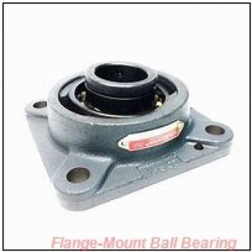 20 mm x 3.5313 in x 4.4063 in  Sealmaster SFT-204TMC XLO Flange-Mount Ball Bearing Units