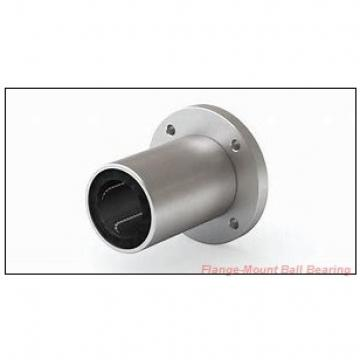 1.1250 in x 3.2480 in x 4.2520 in  SKF FY 1.1/8 FM/W64 Flange-Mount Ball Bearing Units
