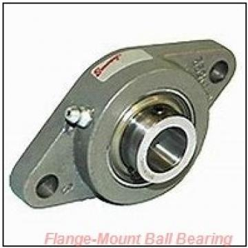 Sealmaster SF-19 CXU Flange-Mount Ball Bearing Units