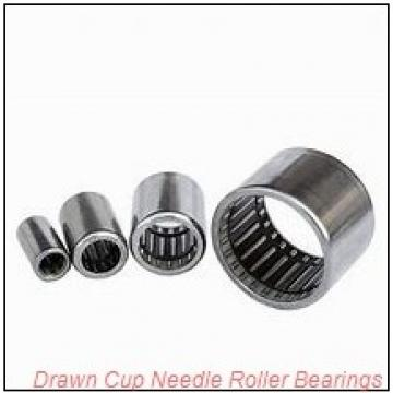 3/4 in x 1 in x 3/8 in  Koyo NRB B-126 Drawn Cup Needle Roller Bearings