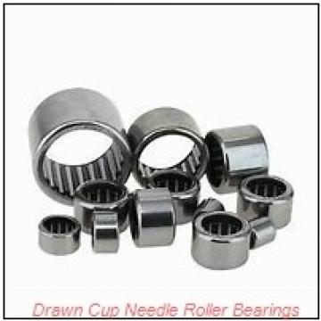 9/16 in x 3/4 in x 1/2 in  Koyo NRB B-98 Drawn Cup Needle Roller Bearings