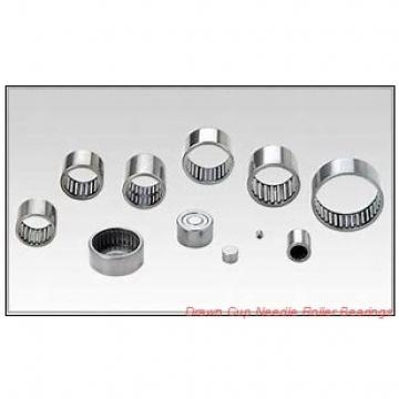 3/8 in x 5/8 in x 1/2 in  Koyo NRB BH-68 Drawn Cup Needle Roller Bearings