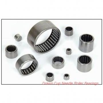 9/16 in x 3/4 in x 5/8 in  Koyo NRB B-910 Drawn Cup Needle Roller Bearings