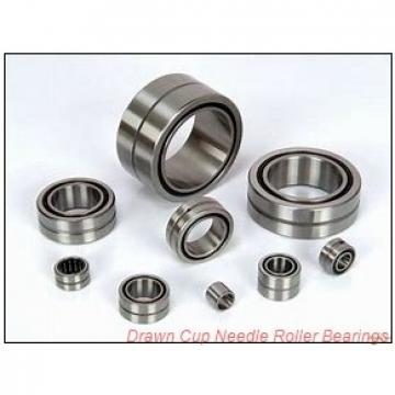 5/8 in x 13/16 in x 5/8 in  Koyo NRB B-1010 Drawn Cup Needle Roller Bearings
